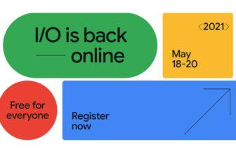 Se confirma el Google IO 2021, será online y gratuito