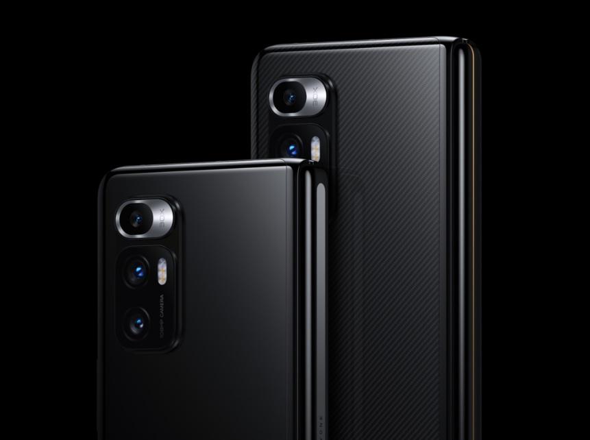 Xiaomi Mi MIX Fold - Cámaras
