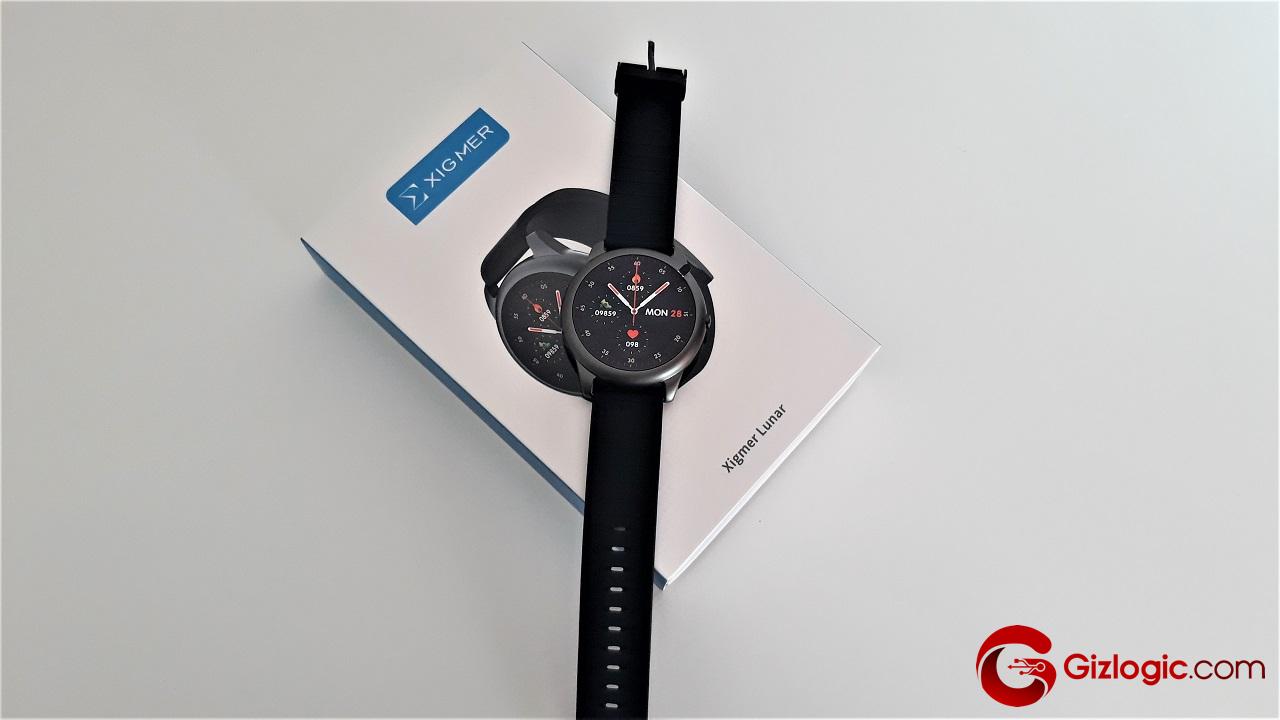 Xigmer Lunar X01, probamos este económico smartwatch