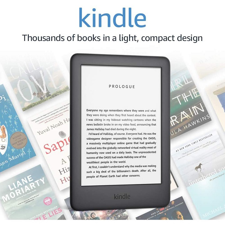 cambiar el salvapantallas del kindle