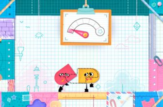 snipperclips plus juegos de nintendo switch