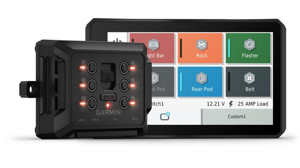 Accesorios de coche - GPS Garmin Tread