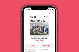 Apple Music estrena City Charts, la mejor música de cada ciudad
