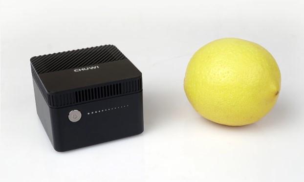 CHUWI Larkbox Pro - Diseño
