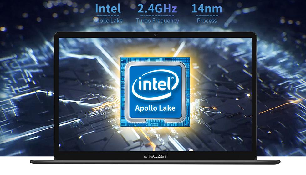 CPU Intel Apollo Lake