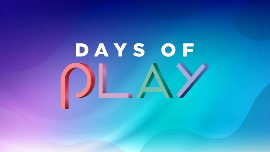 Days of Play 2021 - Evento