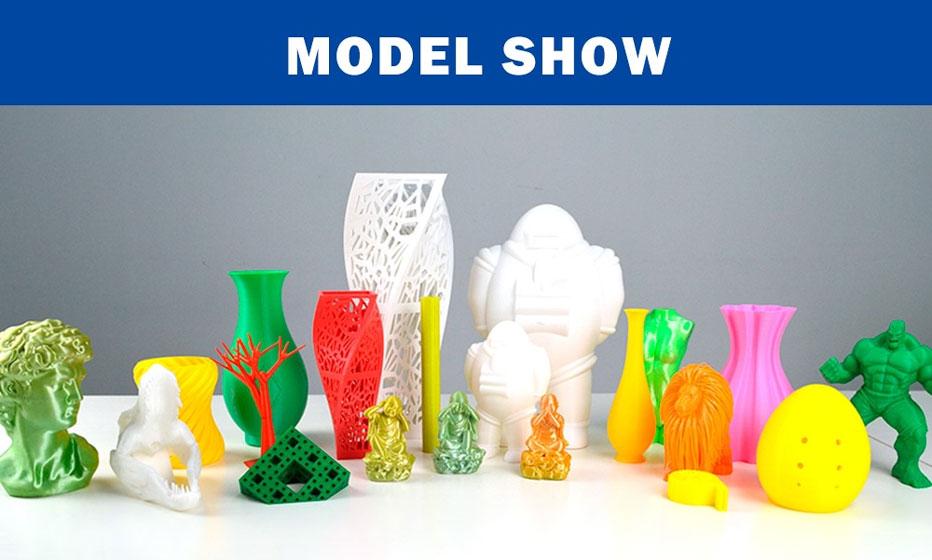 Exposición de modelos