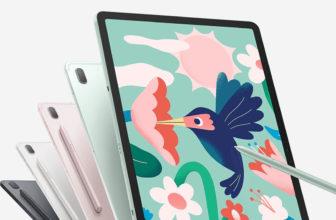 Galaxy Tab S7 FE y Tab A7 Lite, las nuevas tablets asequibles de Samsung