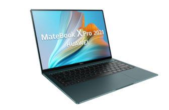 HUAWEI MateBook X Pro 2021, un portátil de nueva generación llega a España