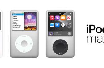 Imaginando al iPod Max para Apple Music Lossless