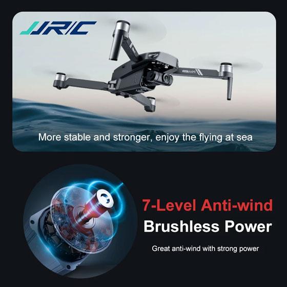 JJRC X19 - Vuelo