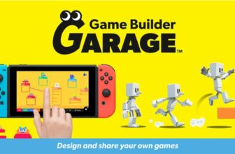 Nintendo Game Builder Garage