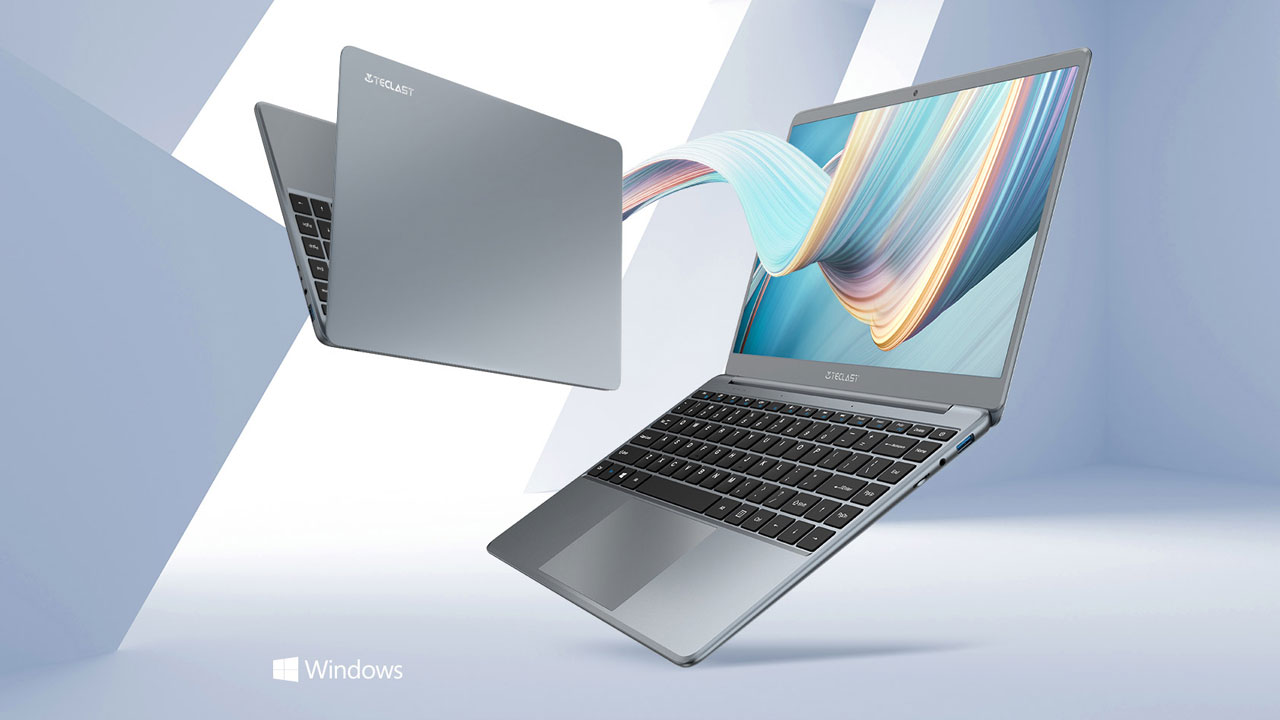 Teclast F7 Plus 2, Ultrabook de bajo perfil para trabajar o estudiar