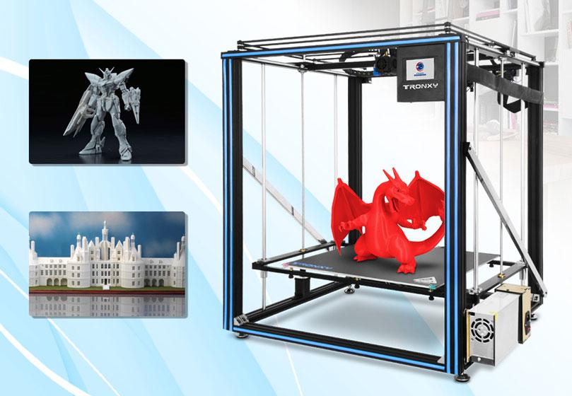 Tronxy X5SA-500 Pro - Impresión 3D