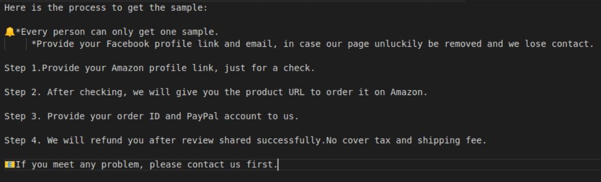 cómo funciona el negocio de las reseñas falsas en Amazon
