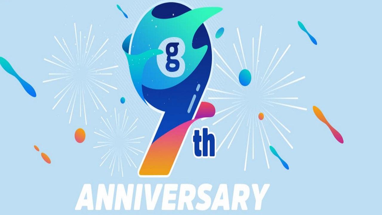 9 aniversario de geekbuying