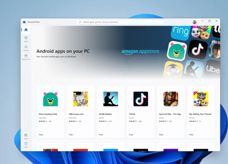 Apps de Android en tu PC