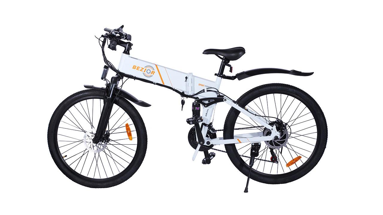 BEZIOR M26, una bici eléctrica que querrás conducir a todas partes