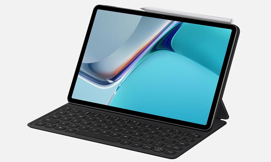 El teclado Smart Magnetic Keyboard está disponible como un accesorio para la Huawei MatePad 11