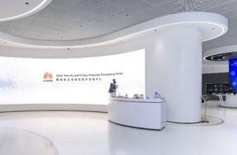 Huawei Centro de Ciber Seguridad