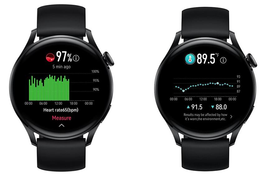 Huawei Watch 3 - Funciones