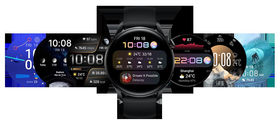 Huawei Watch 3 - HarmonyOS 2