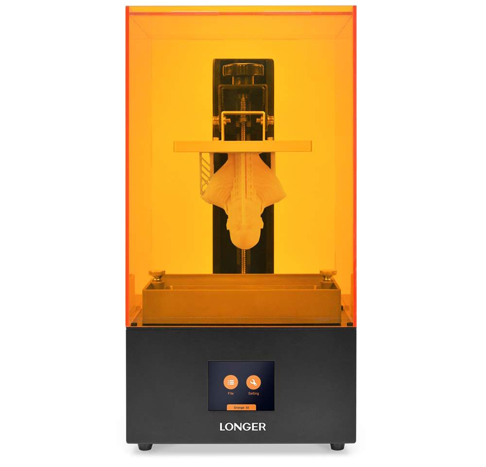 LONGER Orange 30 - Componentes