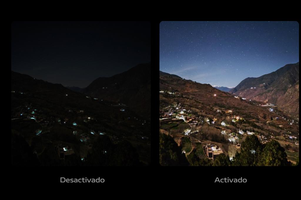 Mejores fotos de noche