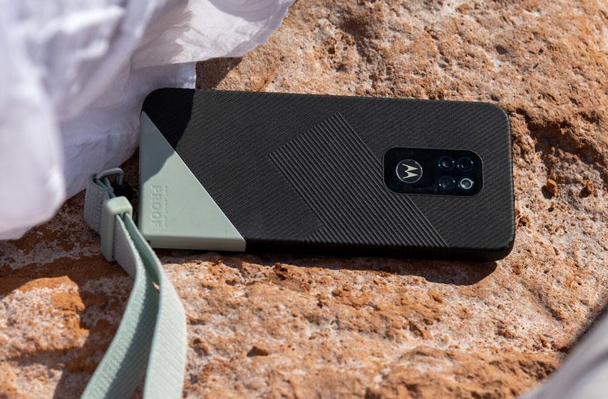 Motorola Defy - Cámaras