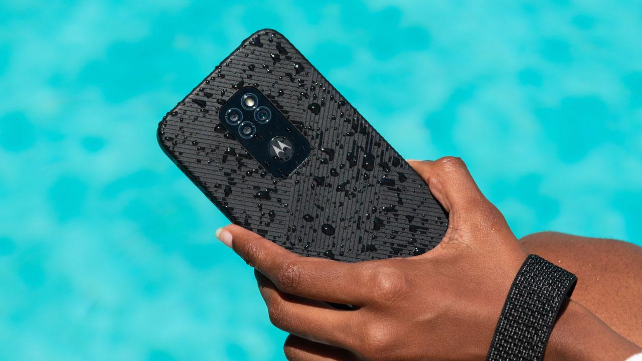 Motorola Defy, el primer móvil rugerizado de Motorola