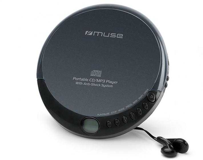 Muse M900DM - Discman