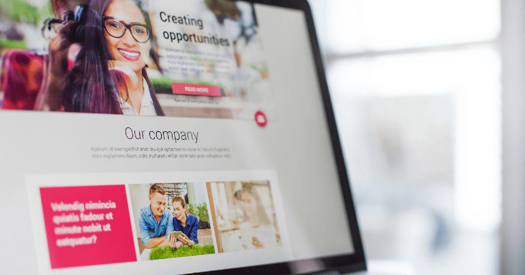 Negocios online - Tener una buena página web