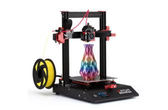 OrturObsidian, una impresora 3D que hace ruido en la gama de entrada