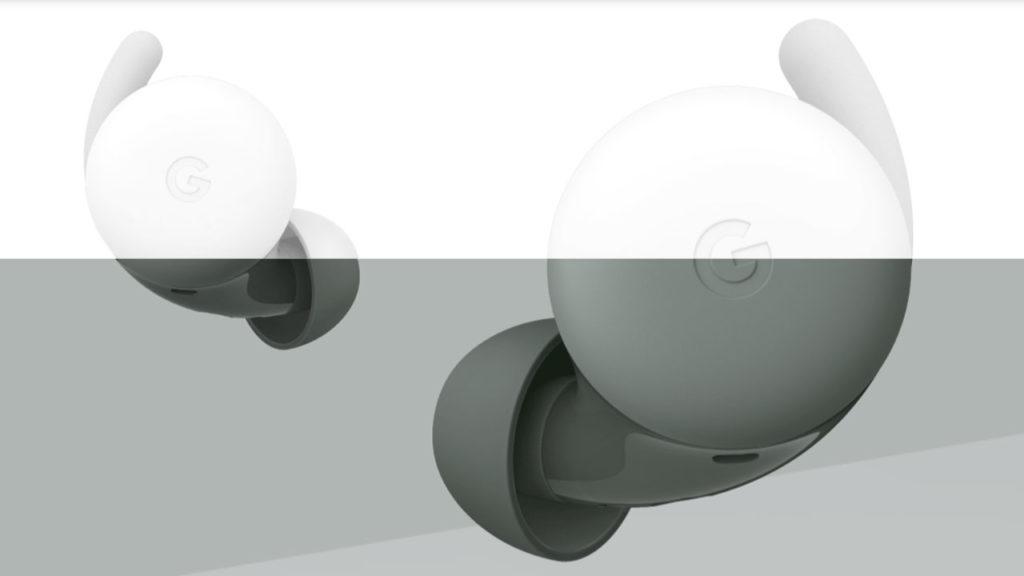 Pixel Buds A-Series - Diseño