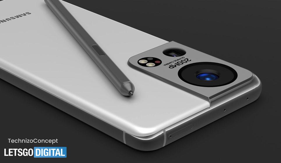 Samsung Galaxy S22 - Imagen vía LetsGoDigital