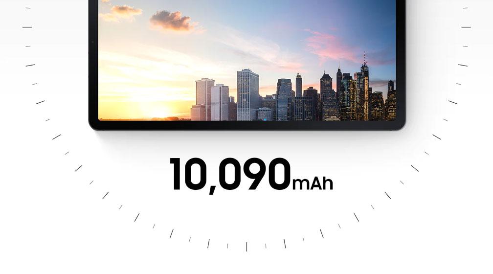 Samsung Galaxy Tab S7 FE - Batería
