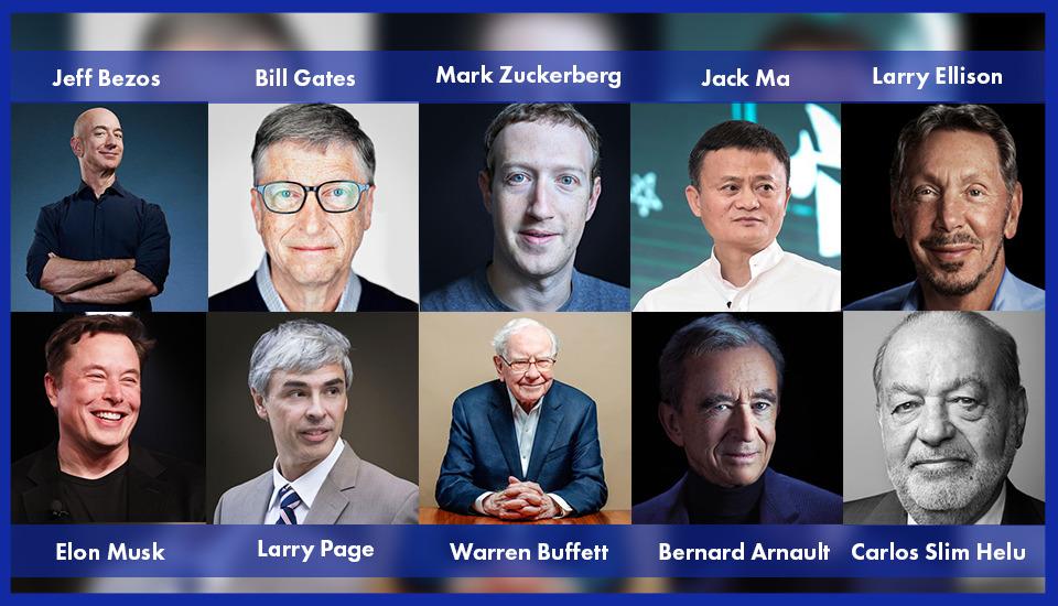 Seguir a emprendedores con éxito