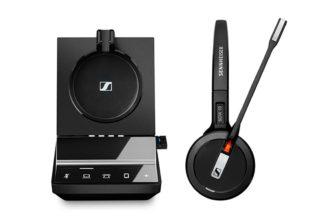 Sennheiser SDW 5016, auriculares inalámbricos DECT para los profesionales