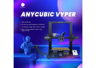 lanzamiento anycubic vyper 7