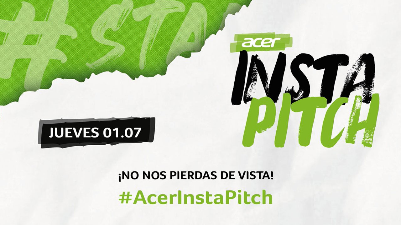 AcerInstaPitch, la campaña de Acer para apoyar emprendedores de España