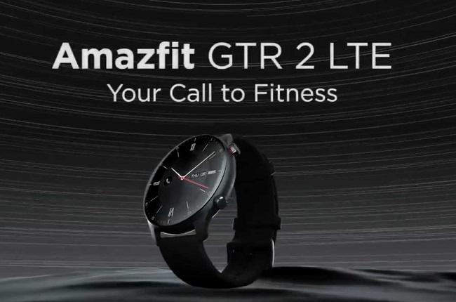 Amazfit GTR 2 LTE