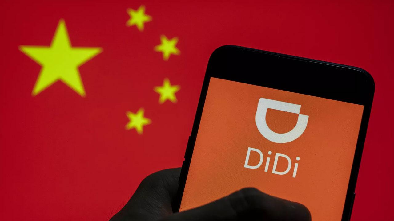 DiDi, la versión china de Uber, es baneada en su país natal
