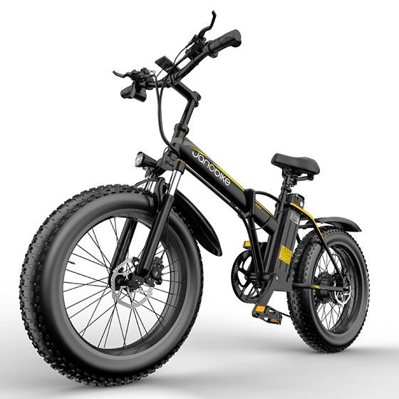 Janobike E20 - Diseño