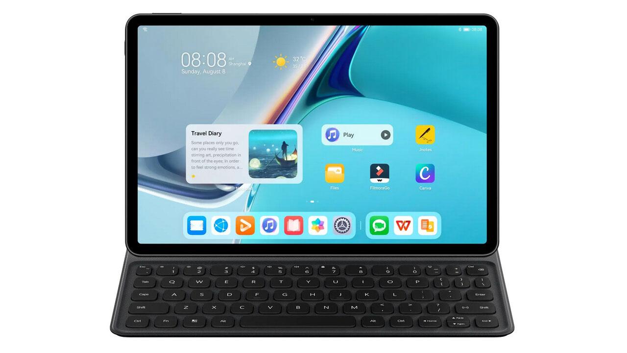 La Huawei MatePad 11 llega a España, la primera con HarmonyOS 2