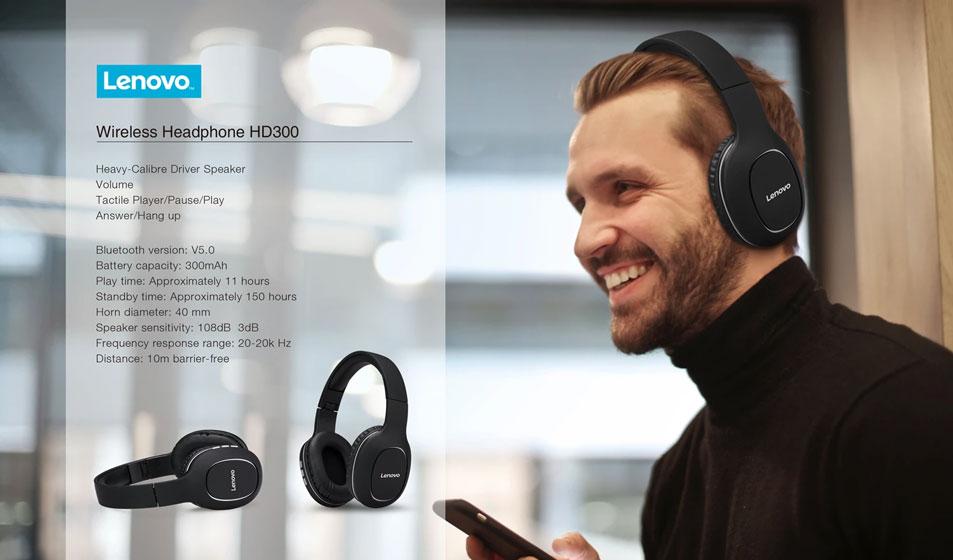 Lenovo HD300 - Características y calidad de sonido