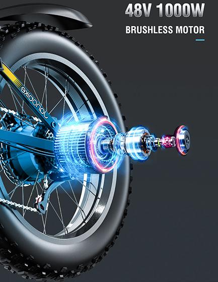 Motor de 1000W