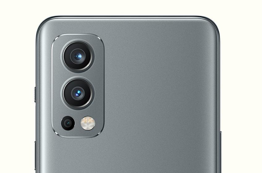 OnePlus Nord 2 5G - Cámaras