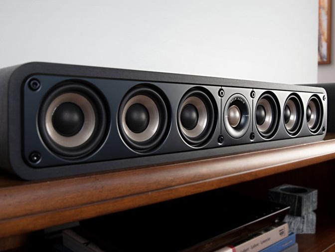 Polk Audio S35E - Características