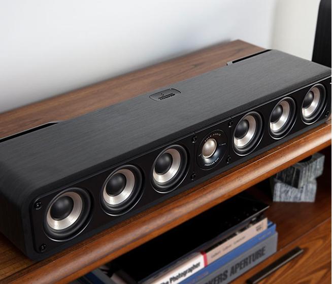 Polk Audio S35E - Diseño