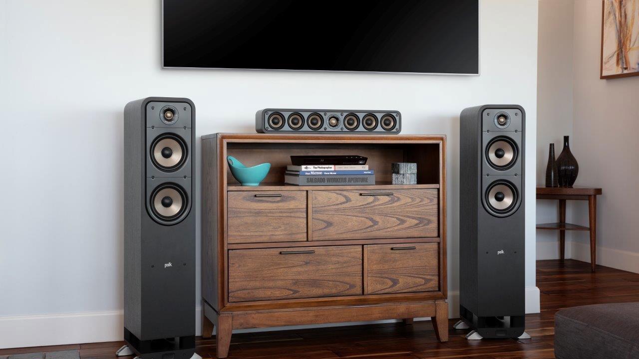 Polk Audio S35E, el altavoz central perfecto para completar tu cine en casa